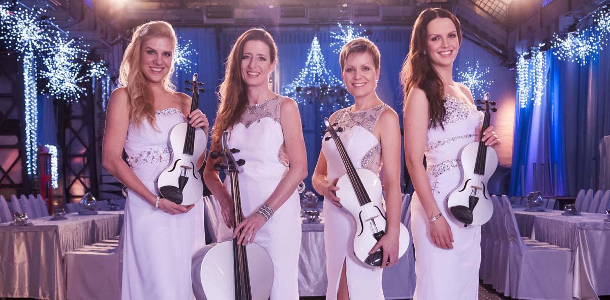 Streichquartett Pop - Streichquartett La Finesse Angebot