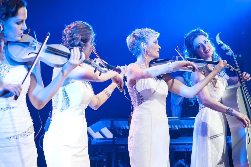 Damenstreichquartett modern Pop Rock Klassik La Finesse Benefiz AB 01_klein