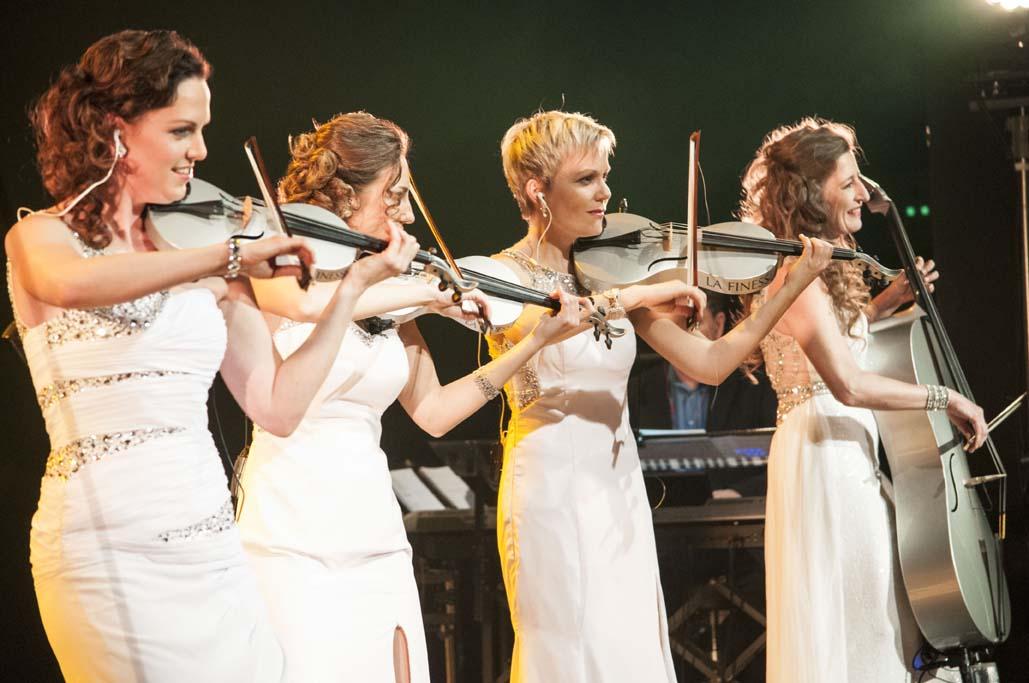 Damenstreichquartett modern La Finesse Pop Rock Klassik Benefiz AB 08_klein